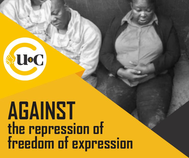 Contre la répression des libertés