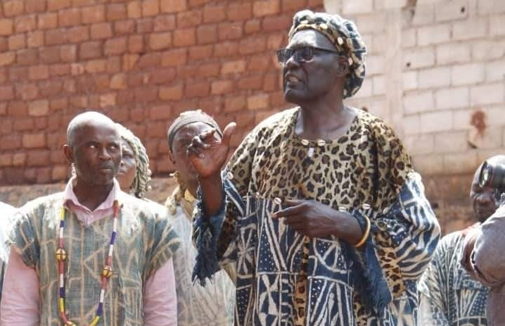 Soutien total de United4Cameroon à Sa Majesté le roi Fo'o Sokoudjou