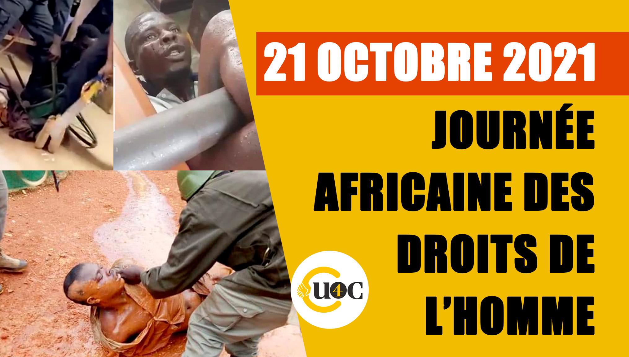 Journée africaine des droits de l'Homme, le Cameroun 135ème sur 139 pays